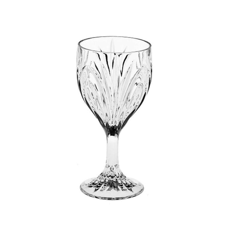 Набор бокалов д/вина 6 шт Elise 220 млЧешский хрусталь Crystal Bohemia обладает высокой стокостью к истираниям, прозрачностью и длительным сроком службы. Современное производство хрустая Crystal Bohemia - это сочетание передовых технологий производства и многолетних традиций.<br>