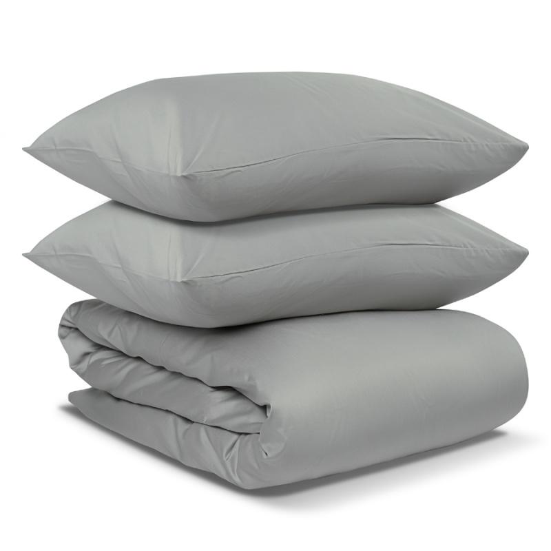 Комплект постельного белья из сатина Tkano Essential