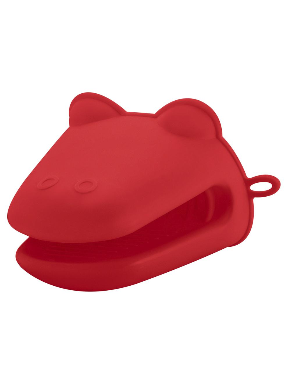 Прихватка силиконовая Guffman красная