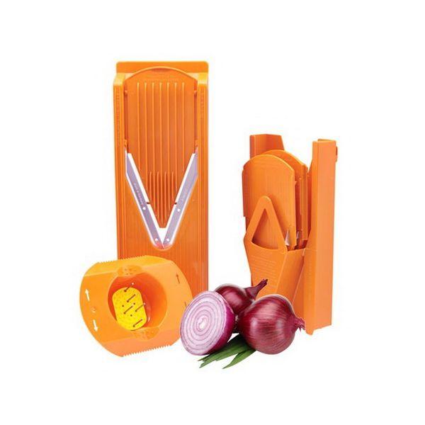 Овощерезка комплект TREND ПЛЮС оранжевая<br>