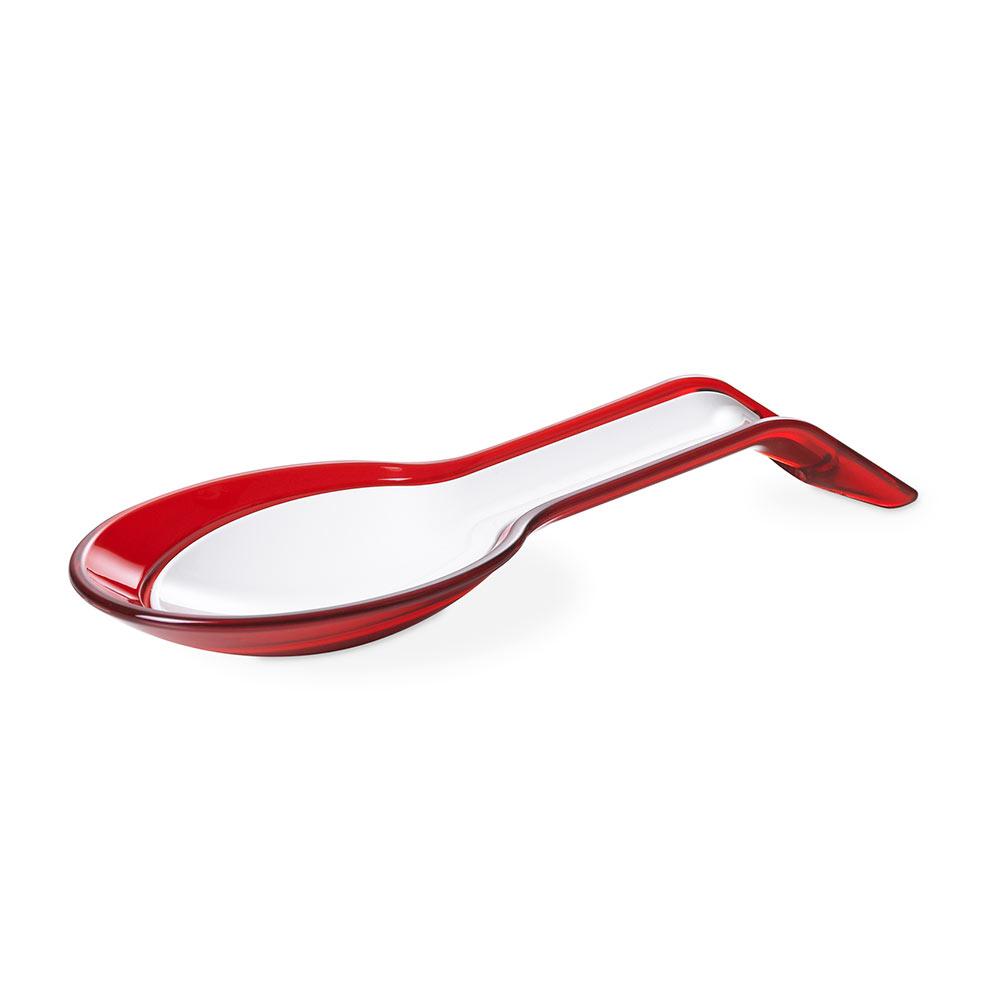 """Подставка для ложки Omada """",Trendy"""",, красная"""