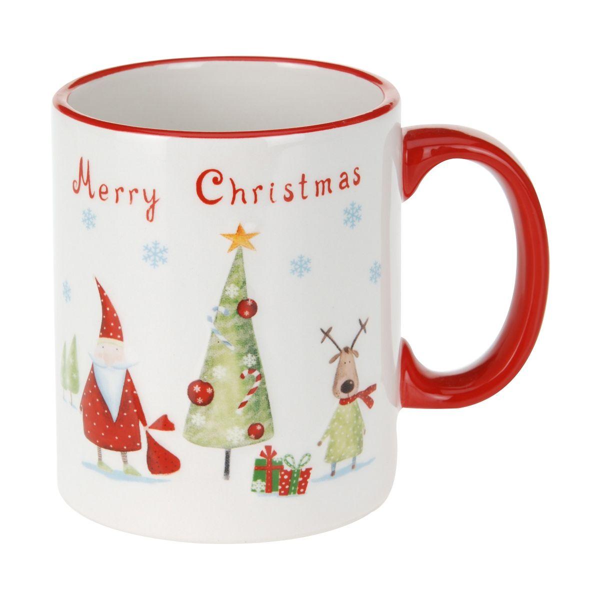 Кружка Merry christmas 370 млкружка Merry christmas 370 мл<br>
