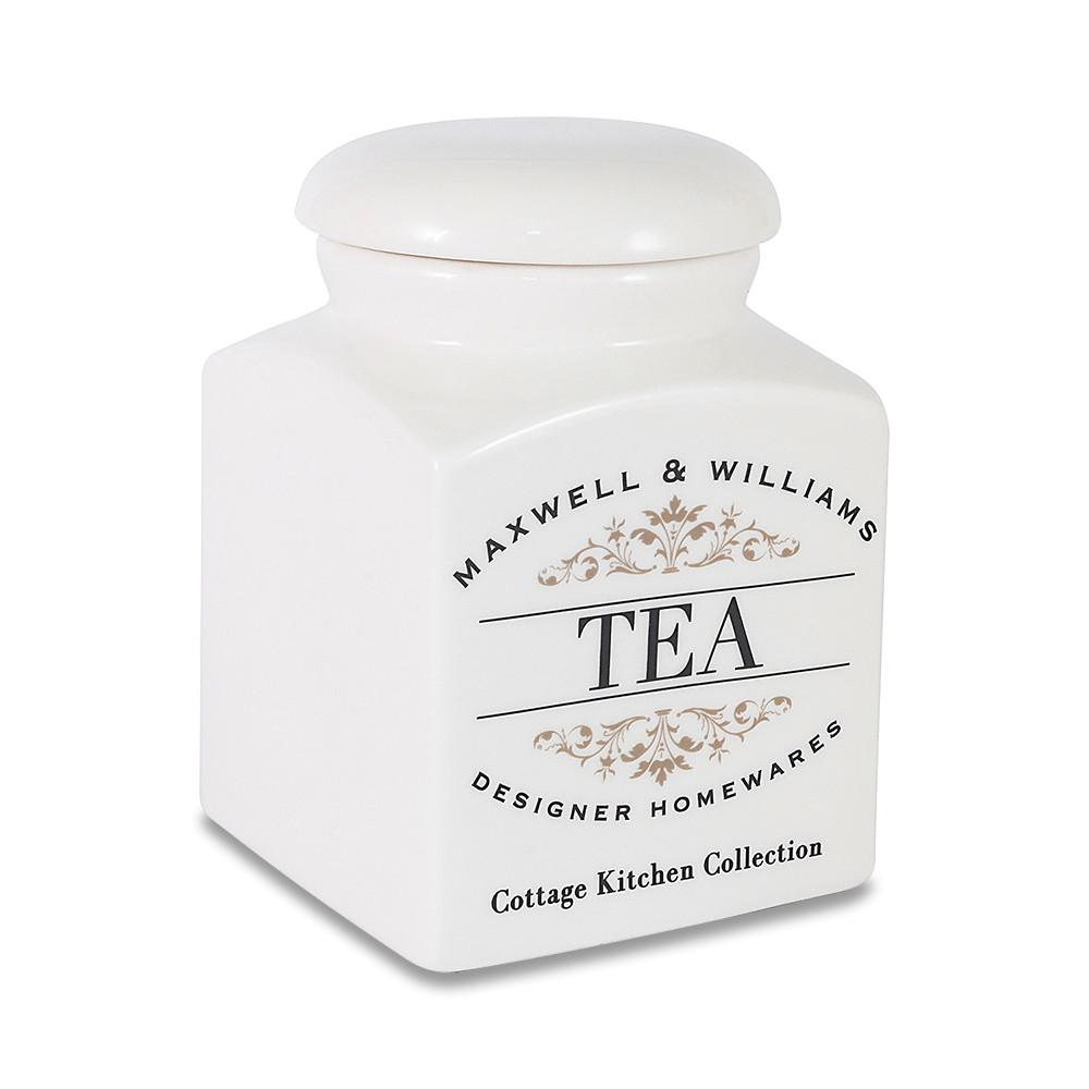 Банка для сыпучих продуктов (чай) Maxwell & Williams Cottage Kitchen  0,5 л