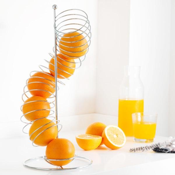 """Подставка для фруктов """",Спираль"""", Excellent Houseware 20x47 см"""