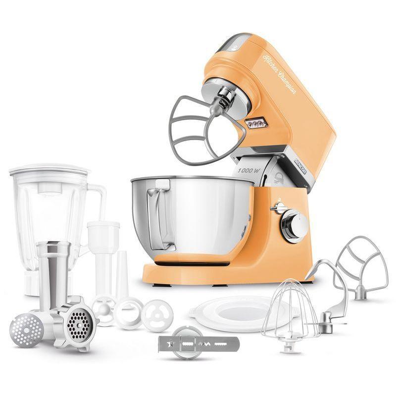 Комбайн кухонный Sencor персиковый фото