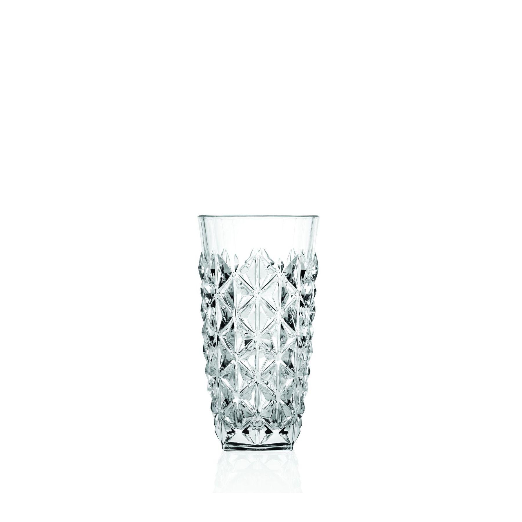 Набор стаканов для воды 400 мл. 6 шт. ENIGMA<br>