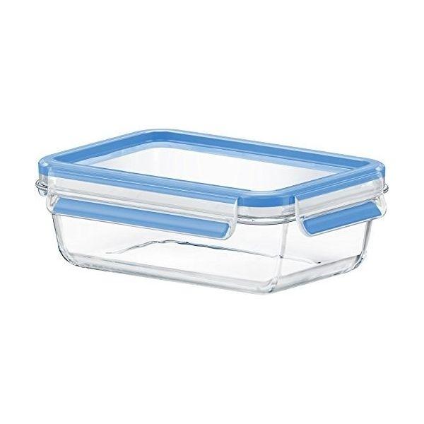 Купить со скидкой Контейнер прямоугольный 0,7 л. CLIP&CLOSE GLASS