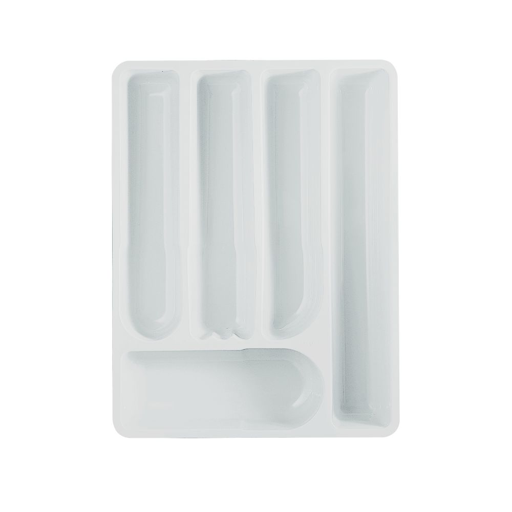 Лоток для столовых приборов MY KITCHEN 40*30*5 5 серыйЛоток для столовых приборов Май китчен позволит вам компактно разместить на одном изделии ложки, вилки, ножи и другие предметы. Изделие не занимает много места в столе и легко очищается от различных загрязнений. Выполнено оно из безопасного и экологически безопасного пластика, что гарантирует долгий срок службы лотка. Продукция изготовлена в Италии. Лоток Май китчен - незаменимая вещь на каждой кухне.<br>