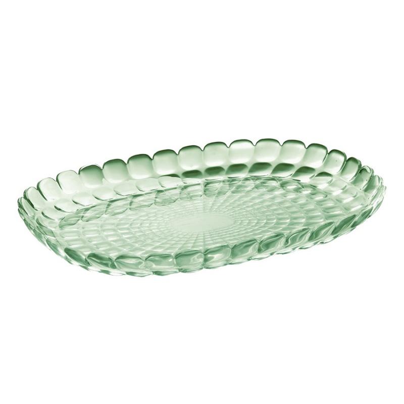 Поднос Guzzini Tiffany зеленый
