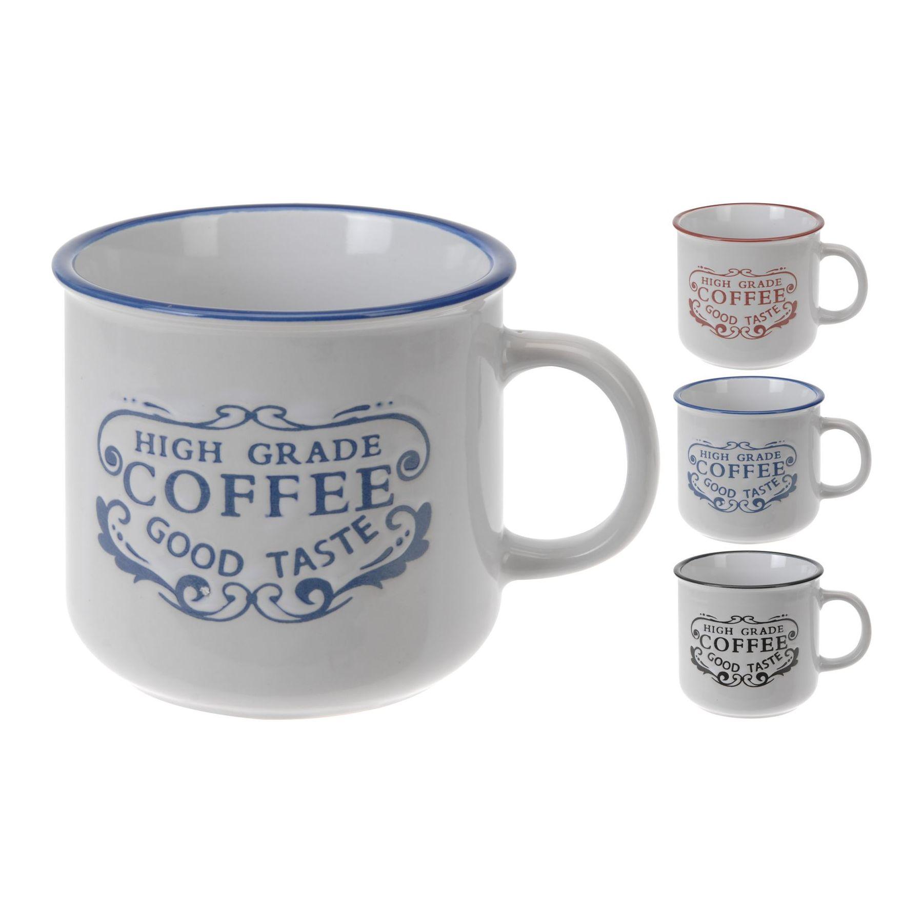 Кружка Coffee 12,5х10х9,2кружка, разм. 12.5х10х9.2 см<br>