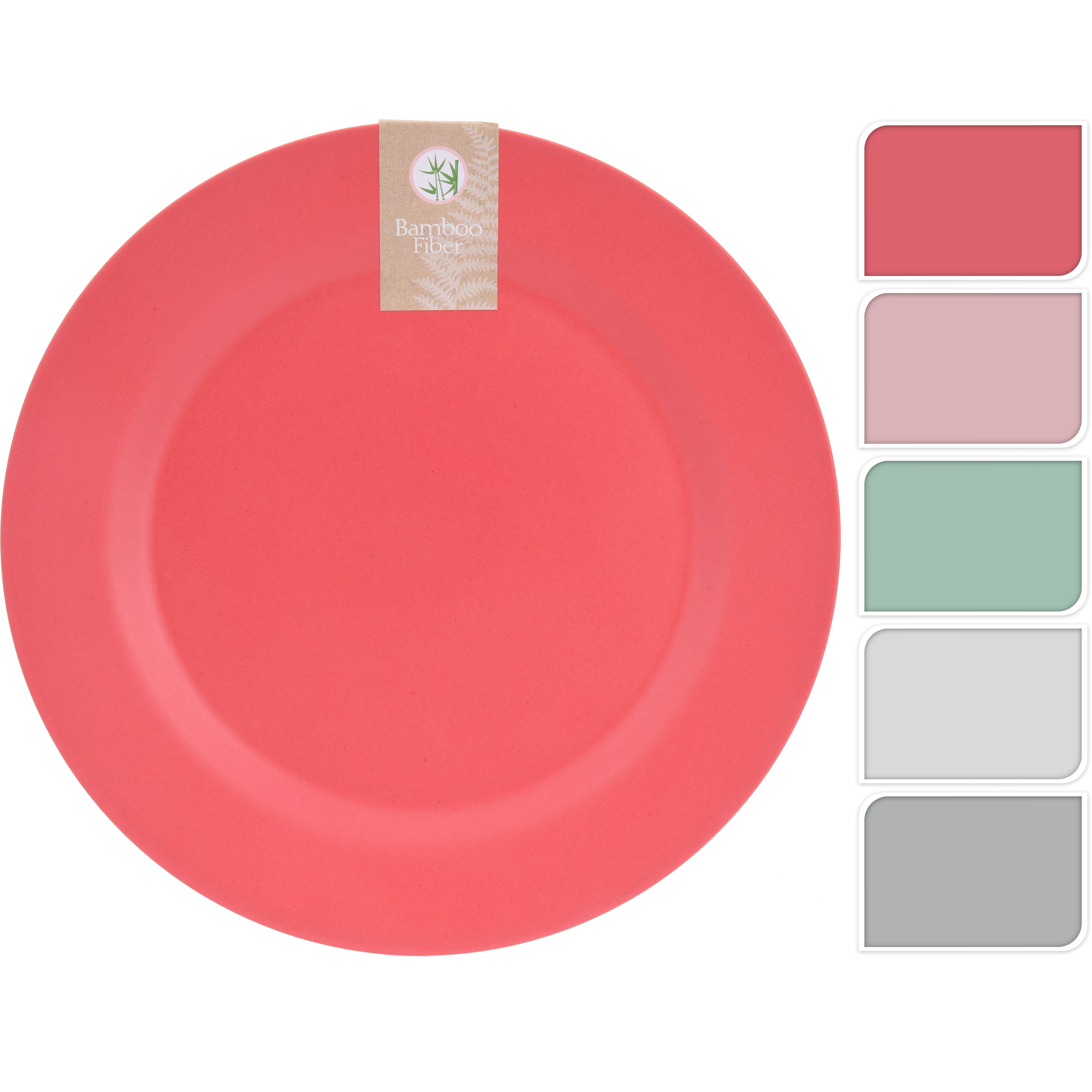 Тарелка бамбуковая 25 см в ассортиментетарелка 25 см. Не использовать с горячими продуктами, не нагревать в свч. Предпочтительна ручная мойка.<br>