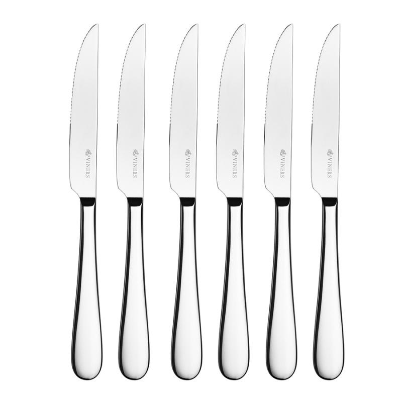 Набор ножей для стейков Viners Select 6 шт