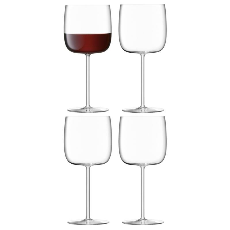 Набор бокалов для вина 4 шт. 450 мл LSA International Borough