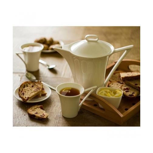 Набор для чая и кофе на 4 персоны на подносе Augustin Welz