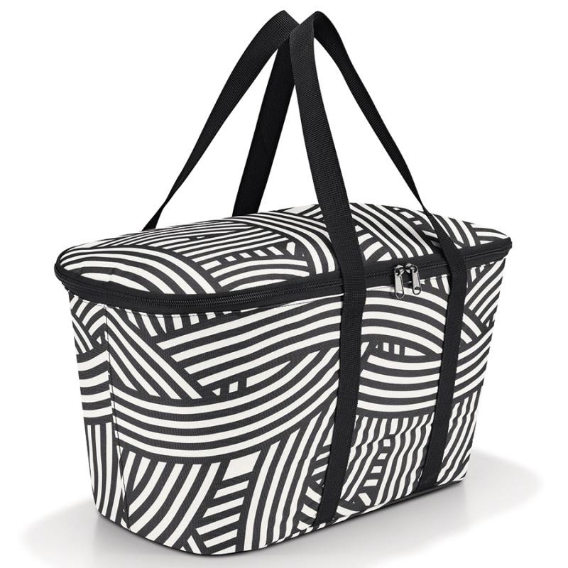 Термосумка Reisenthel Coolerbag zebra