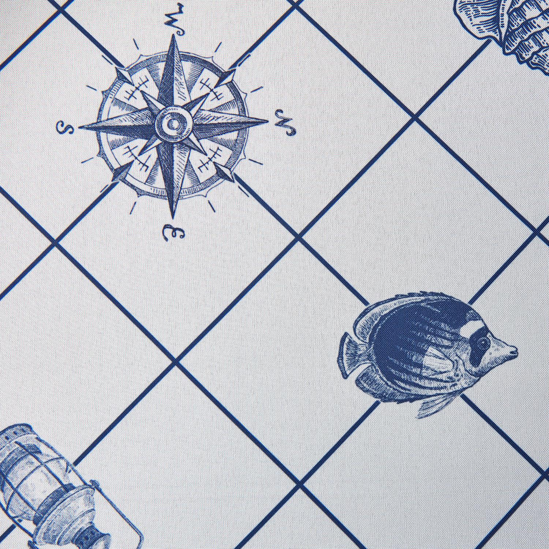 Скатерть Marin ГабардинСкатерть Marin Габардин отличается оригинальным и стильным дизайном. Яркий и контрастный принт привнесет в атмосферу любого помещения уют и ощущение свежести. Такая скатерть предназначена для прямоугольного обеденного стола и отлично подойдет для домашних кухонь, дачных столовых, а также для кафе в стиле прованс или винтаж. Изделие выполнено из натуральной высококачественной ткани, которая обладает особенно плотным плетением нитей, что обеспечивает гладкость и легкий блеск поверхности. Скатерть Марин Габардин Магиа Густо проста в уходе и легко отстирывается без отбеливающих средств.<br>