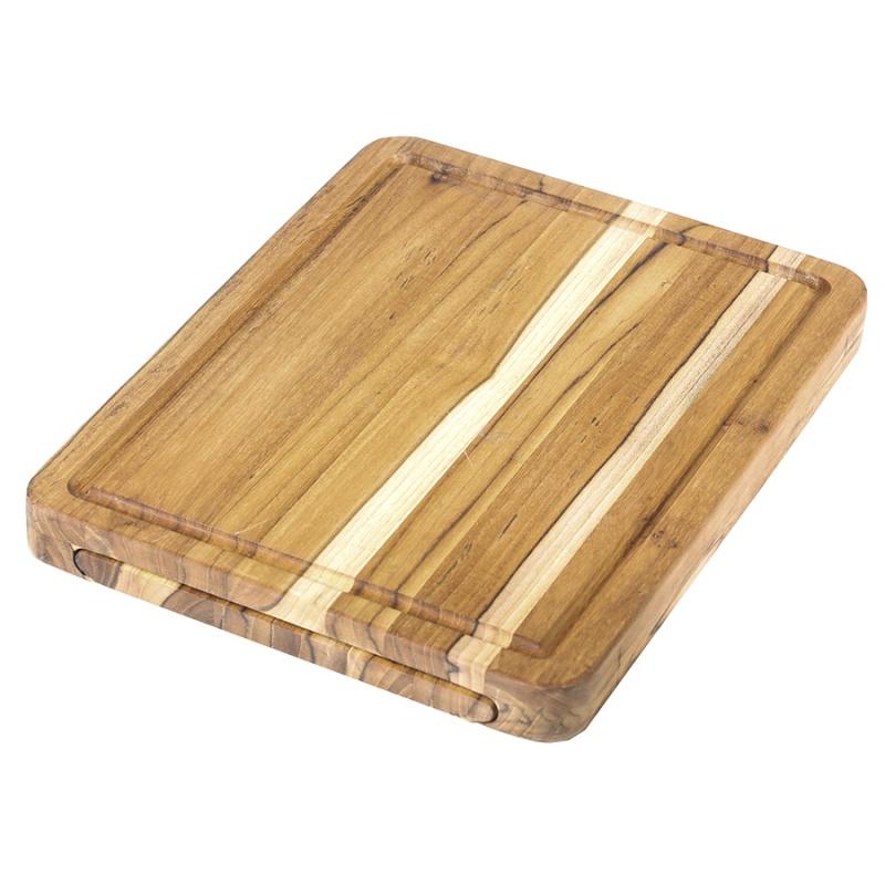 Набор раздвижной из 2 разделочных досок TeakHaus Traditional 41x31 см