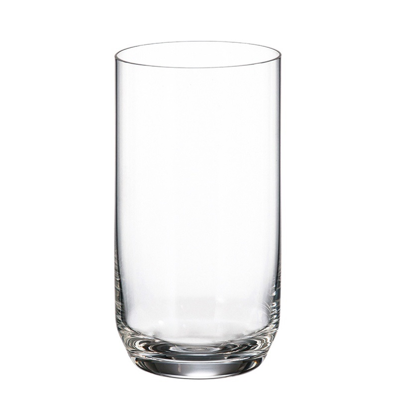 Набор стаканов для воды 6 шт. 400 мл Bohemia Crystal Ara/Ines