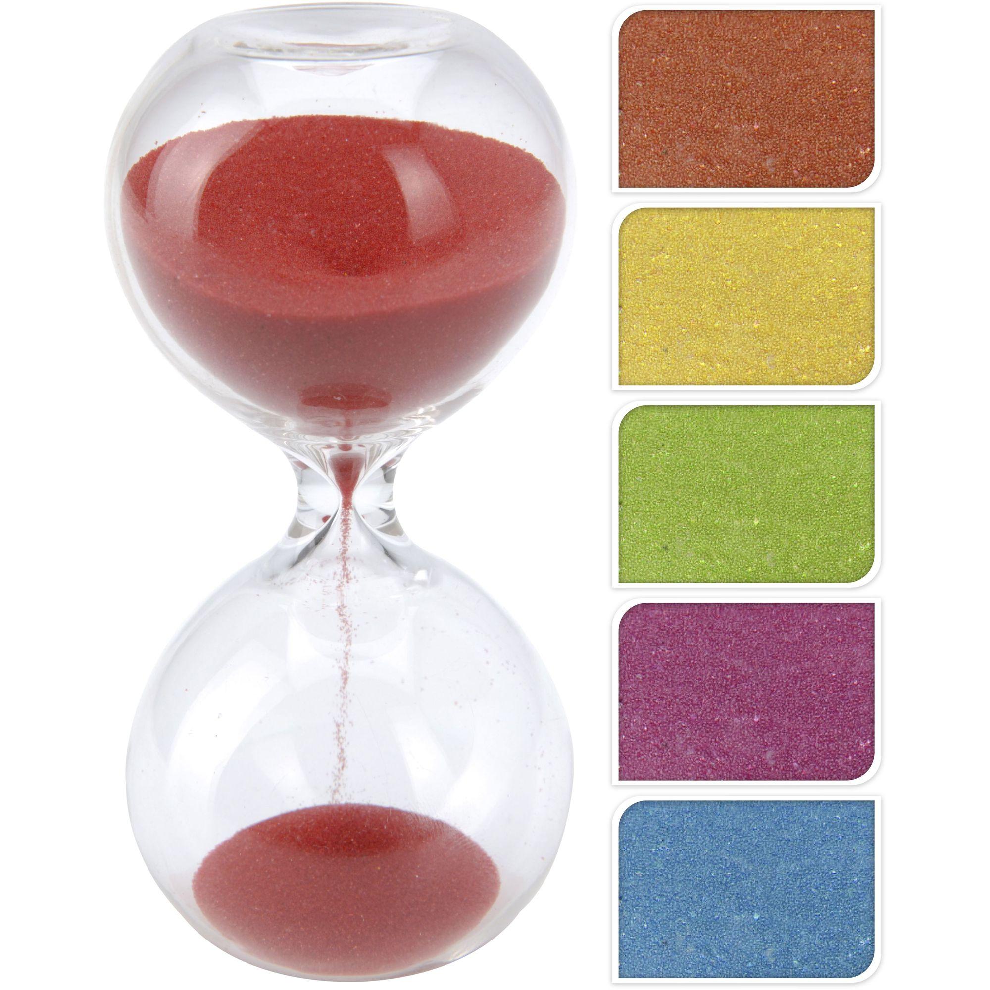 Часы песочные 4 5*9 5 на 8 минут в ассортименте<br>