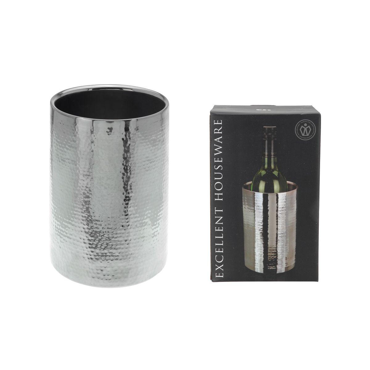 Ведерко д/вина 12*18 смведёрко для охлаждения вина, разм. 12х18 см<br>