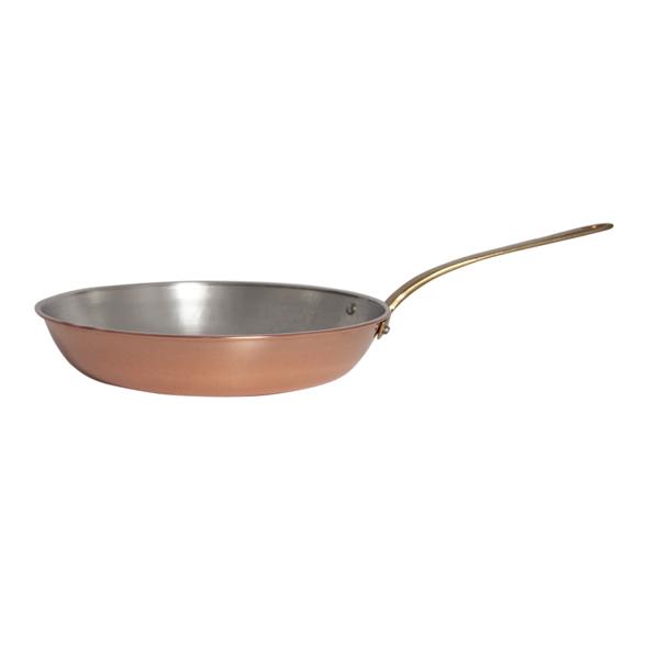 Сковорода меднаяPintinox производит качественные и стильные столовые приборы и посуду, созданные для ежедневного домашнего и профессионального применения. Все предметы созданы с любовью, поэтому пользоваться ими и приятно, и удобно.<br>
