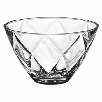 Салатник CONCERTOСалатник сделан из уплотненного стекла, поэтому он намного прочнее в использовании. Благодаря необычному оригинальному дизайну, салатник отлично дополнит любой ваш праздничный стол. Итальянские производители каждый свой продукт делают уникальным и утонченным, поэтому вам несомненно будет приятно угостить своих гостей вашим очередным кулинарным шедевром.<br>