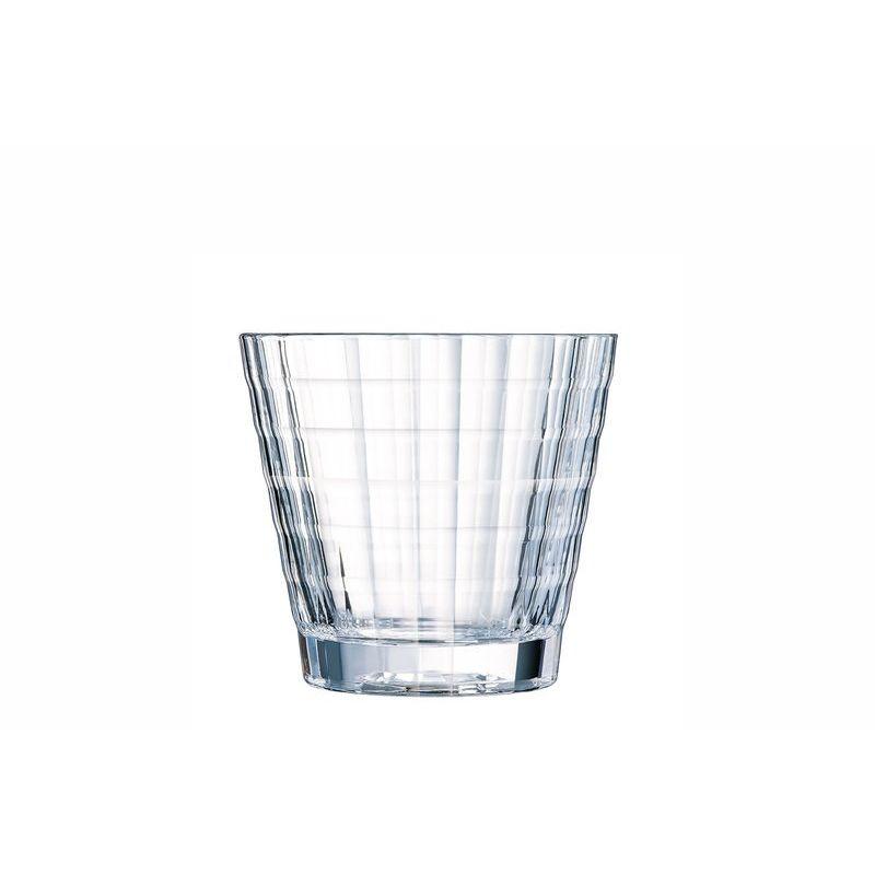 Набор стаканов низких 4 шт 320 мл Iroko