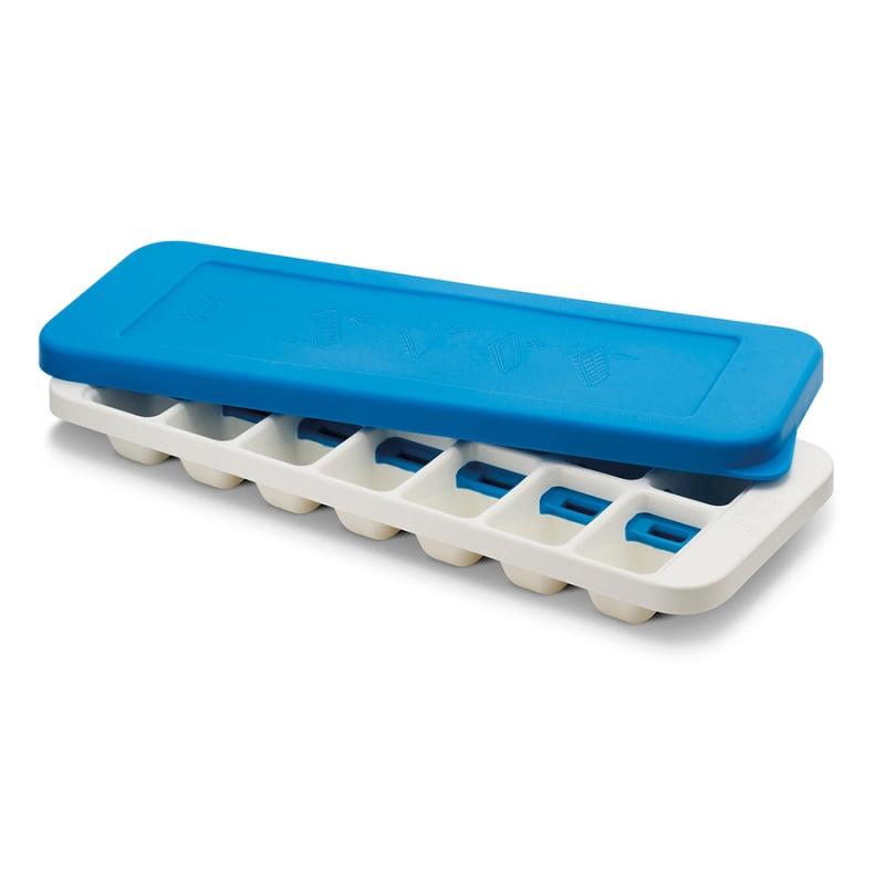 Форма для льда Joseph Joseph QuickSnap Plus голубая