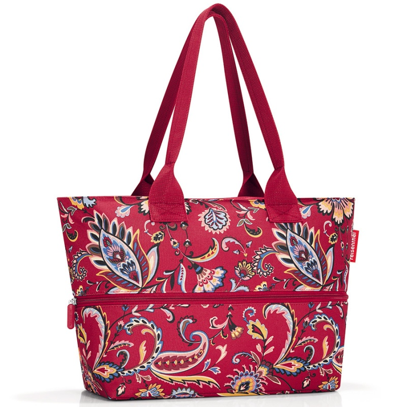 Сумка Reisenthel Shopper e1 paisley ruby
