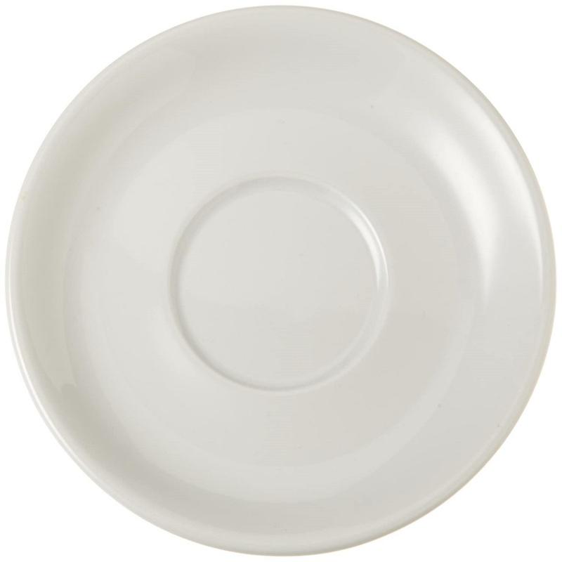 Фарфоровое блюдце Tognana Albergo 16 см белый