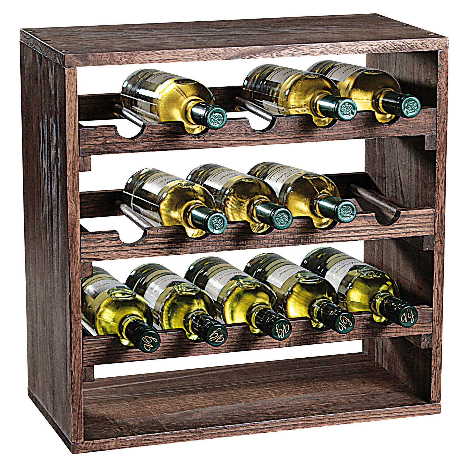 Подставка для бутылок 50х50х25Подставка известного бренда Кеспер, производящего качественную кухонную утварь, способна стать украшением гостеприимного дома. Это устройство представляет собой стеллажную стойку для винных бутылок с тремя рядами полок в прямоугольной раме. Подставка изготовлена из экологичной древесины светло-коричневого оттенка. Она будет органично смотреться на кухне, в подвале и винном погребе. Гости вашего дома по достоинству оценят такой изысканный предмет интерьера в классическом стиле.<br>