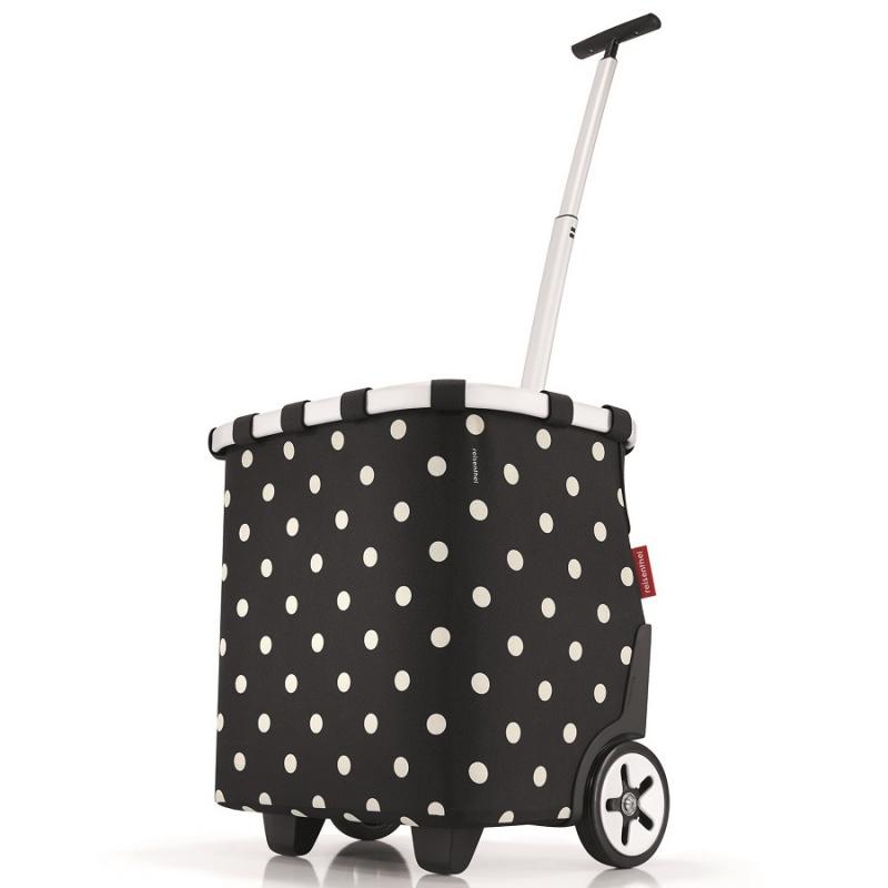 Сумка-тележка Reisenthel Carrycruiser mixed dots