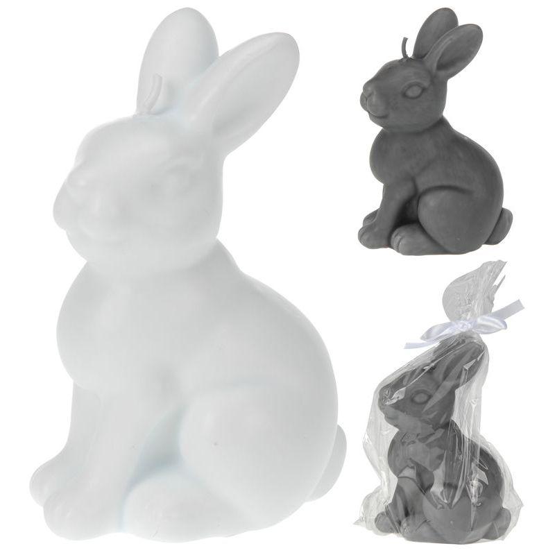 Свеча парафиновая Кролик в ассортименте<br>