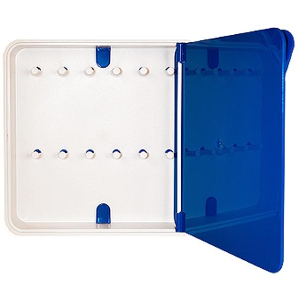 Ящик для ключей ByLine Синий