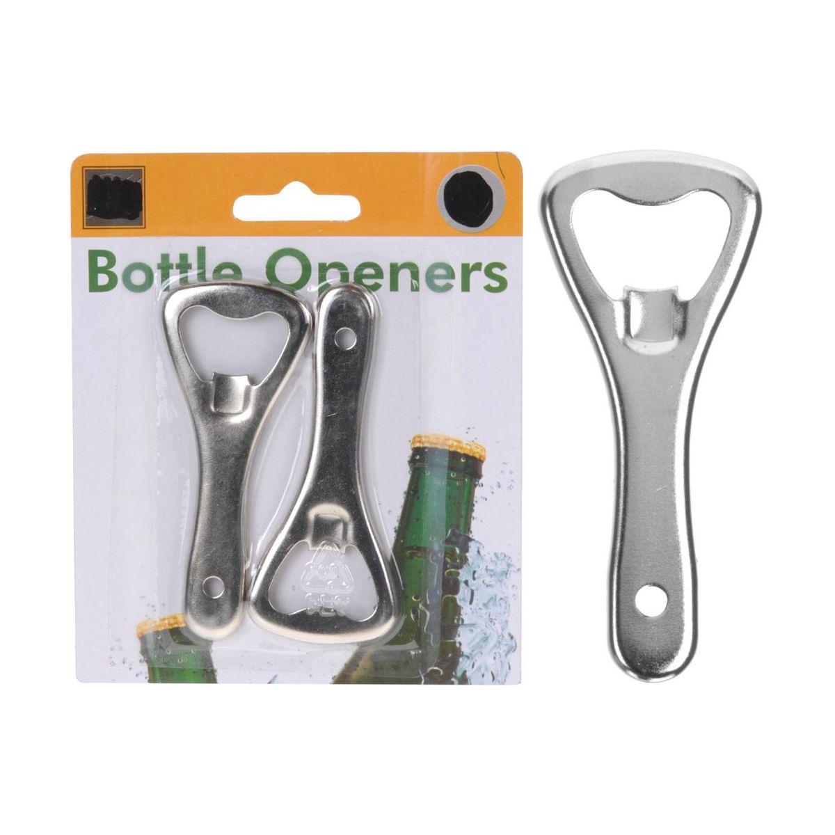 Набор открывалок д/бутылок, 2 штоткрывалка для бутылок, 2 шт<br>
