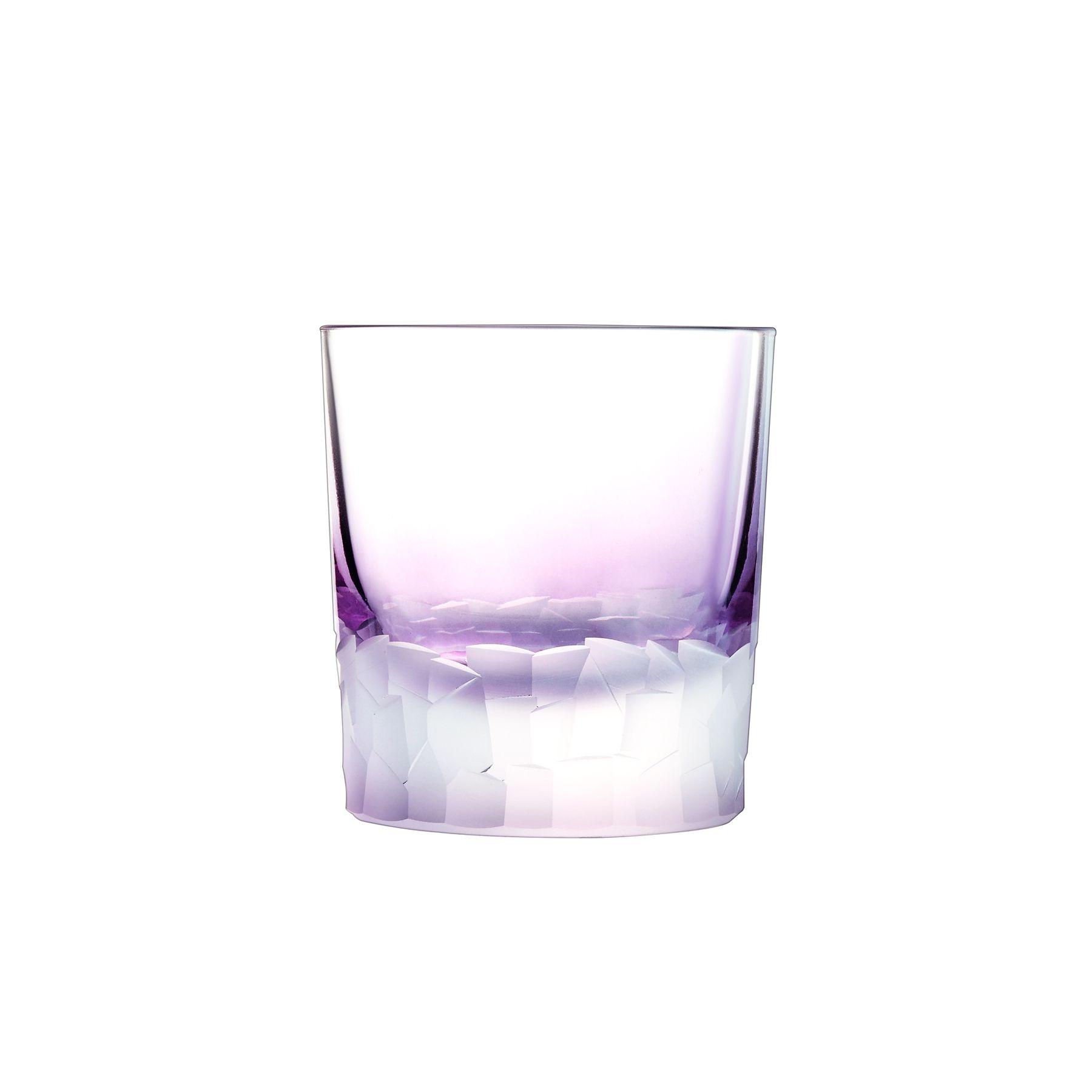Набор из 6-ти стаканов INTUITIONНабор  из 6-ти стаканов низких<br>