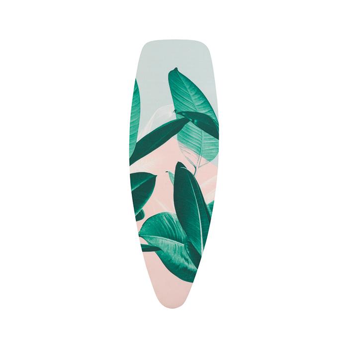 Чехол для гладильной доски Brabantia PerfectFit 135х45 см, Тропические листья
