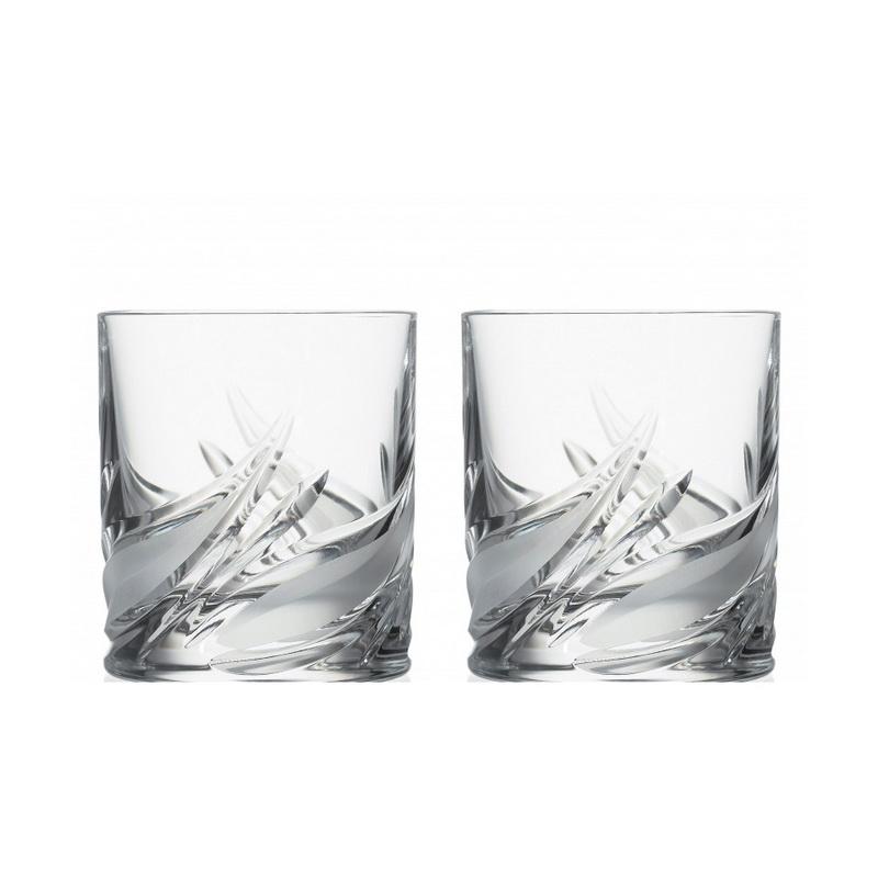 Набор стаканов для виски 2 шт CETONA 290 мл RCR