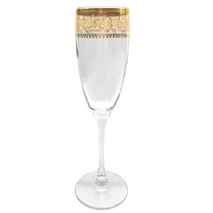 Набор бокалов для шампанского 2 шт 170 мл Anna Manelis Империя