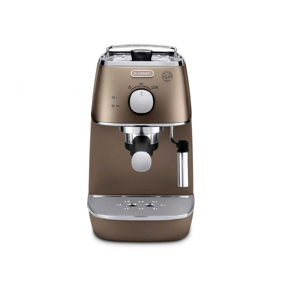 Кофеварка рожковая ECI341.BZDeLonghi — крупнейший производитель бытовой техники. Кофеварка - это прекрасный электрический прибор для всех любителей кофе. Необычный дизайн данного прибора делает его превосходным симпатичным помощником.<br>