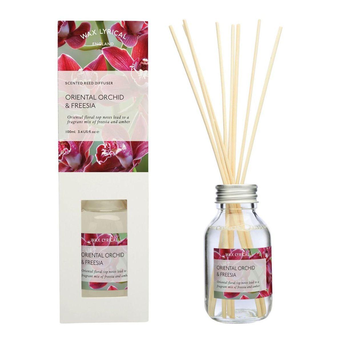 Диффузор ароматический Восточная орхидея и фрезия<br>