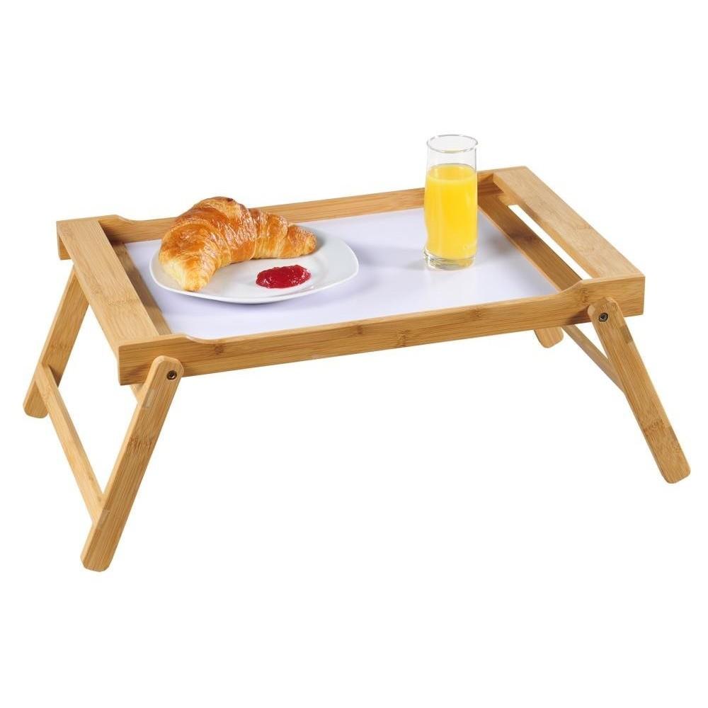 Сервировочный столикСервирововчный столик сделан из экологически чистого материала бамбука. Его удобно серивировать для завтраков в постель или просто для того, чтобы перекусить не отходя от телевизора. Это незаменимая вещь в каждой семье.<br>