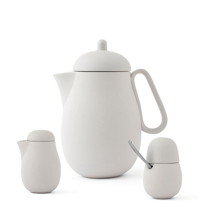 Чайный набор 3 предмета Viva Scandinavia Nina