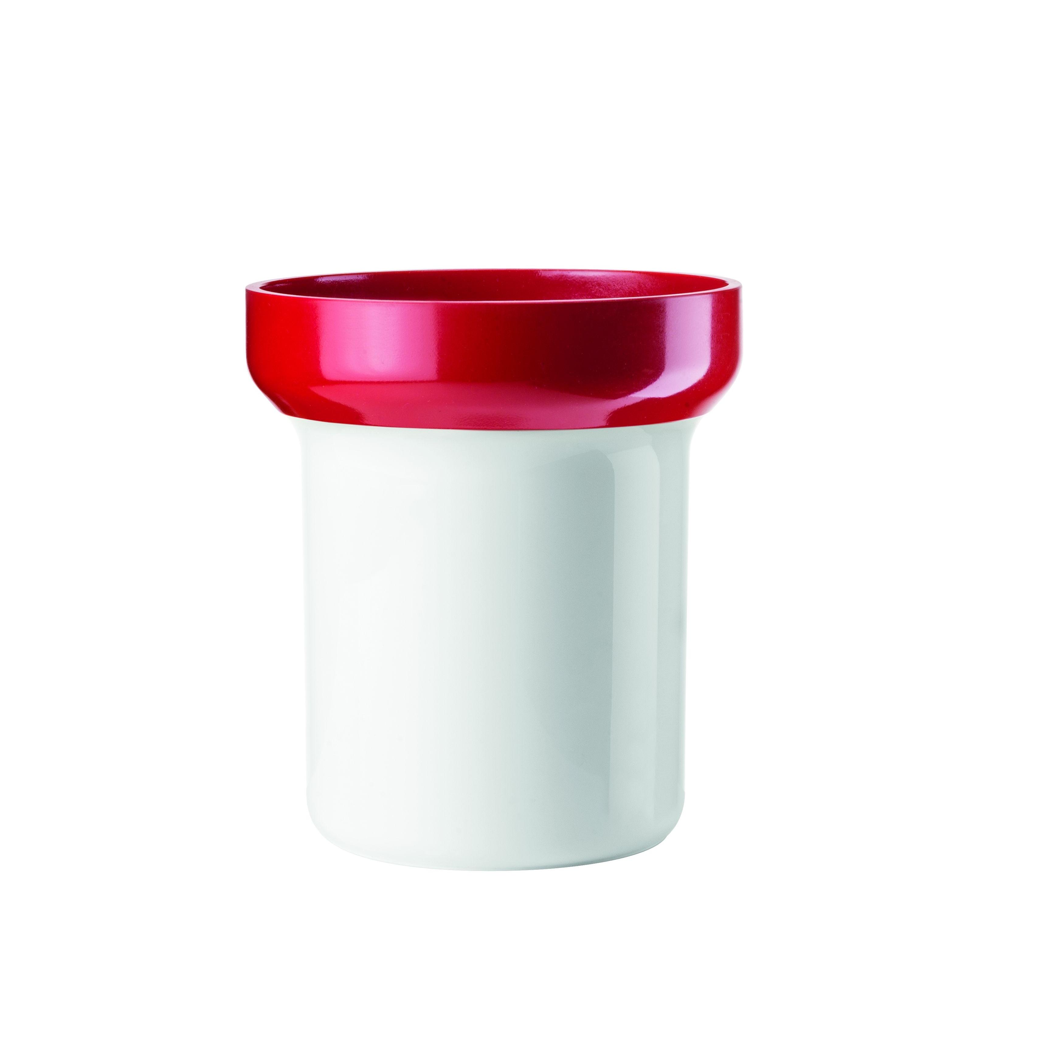 Подставка для столовых приборов MY KITCHEN красная<br>