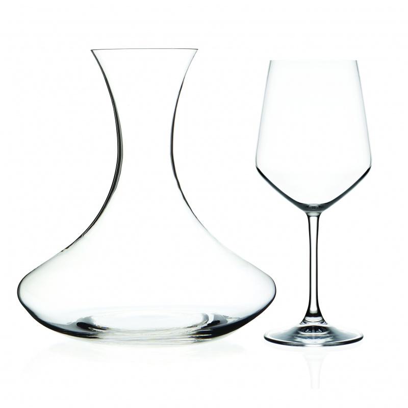 Набор для вина RCR Universum 7 предметов декантер + бокалы 6 шт