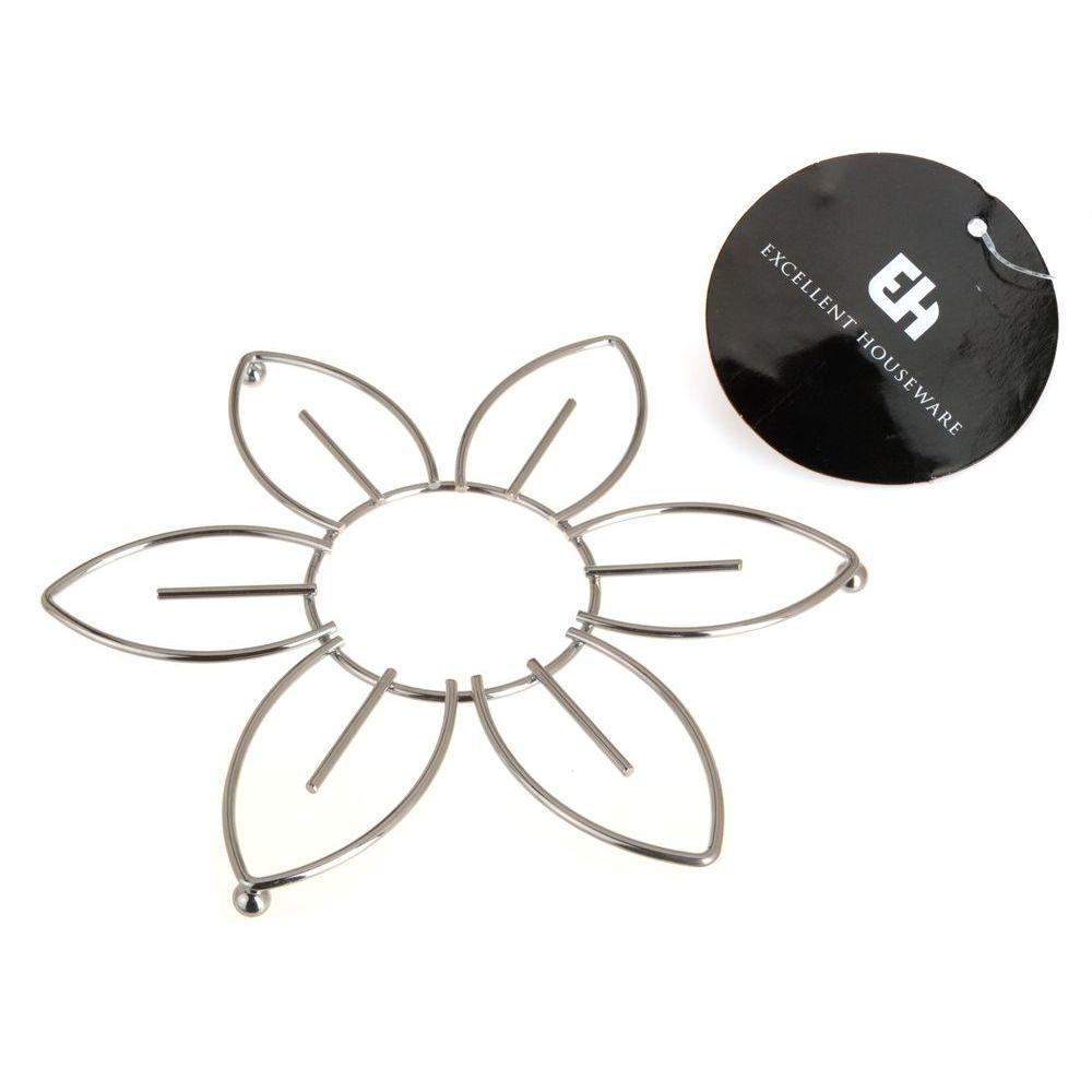 Подставка под горячее в форме цветка d24 смподставка под горячее, в форме цветка, диам. 24 см<br>