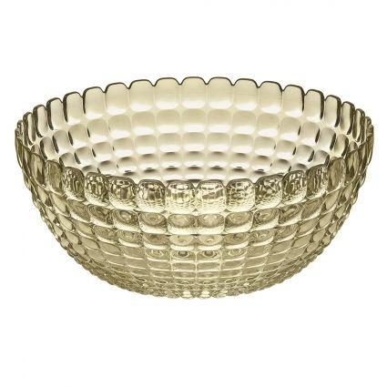 Салатница TIFFANYКомпания Guzzini основана в 1912 году. Она создает пластиковую посуду и аксессуары. Салатница имеет красивую форму и необычный дизайн, она украсит застолье, а также позволит красиво сервировать салаты. Удобная и неприхотлива в уходе.<br>