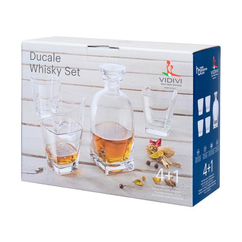 Набор для виски DUCALE 5 предметов