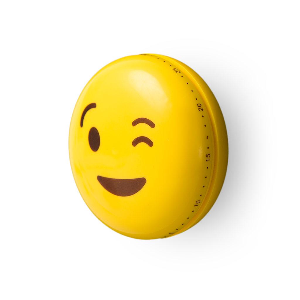 Таймер механический Emoji Wink