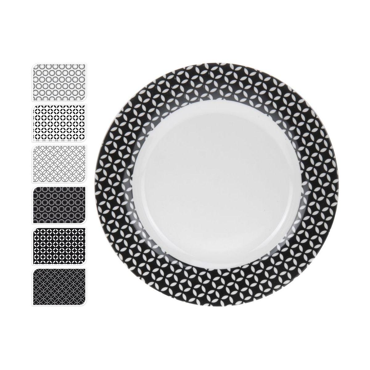 Тарелка в ассортиментеТарелка, диаметром 20,5 см, от бренда Тоалла, представлена в ассортименте.<br>